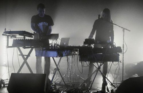 Puce Moment (live)